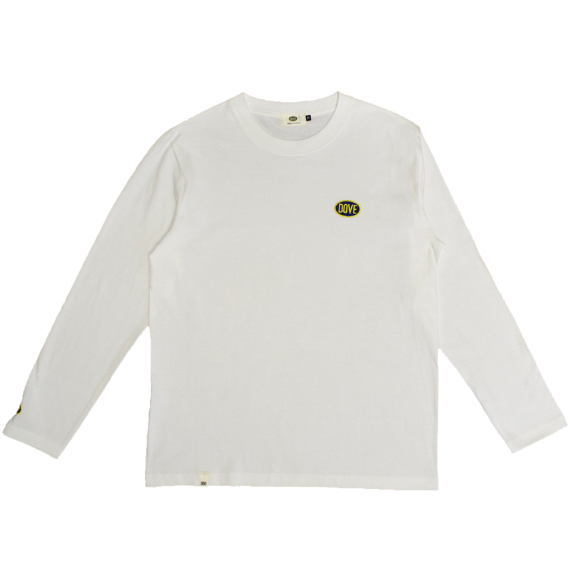 CLASSIC LOGO ロングスリーブTシャツ『 WHITE』